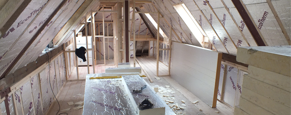 Loft Conversion Design Amsd Structural Engineers