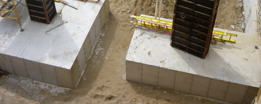 pad foundation design amsd structural engineers