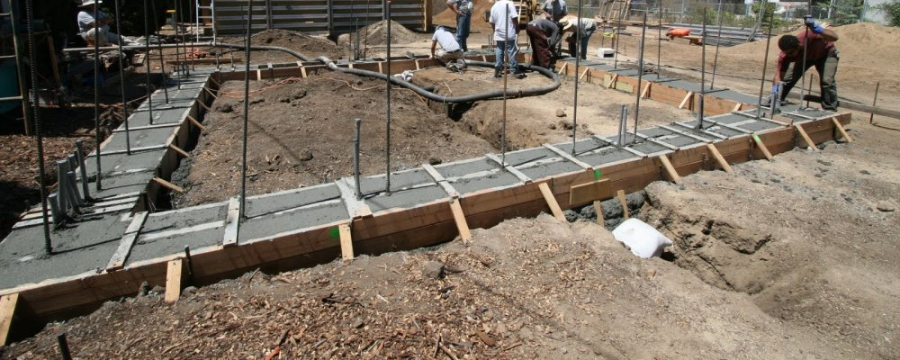 Concrete Foundation Wall Design : Strip foundation design amsd structural engineers